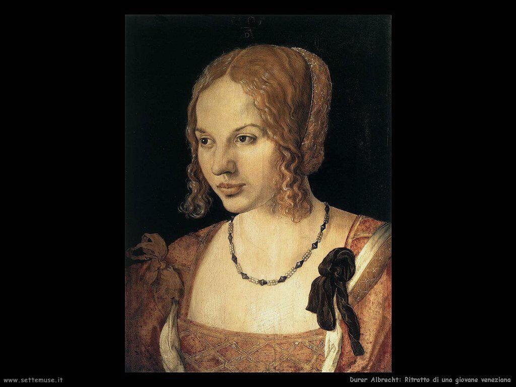 Ritratto di una giovane veneziana