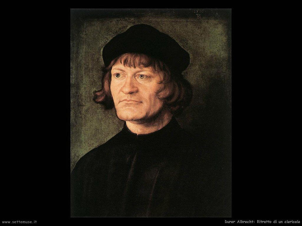 Ritratto di un clericale