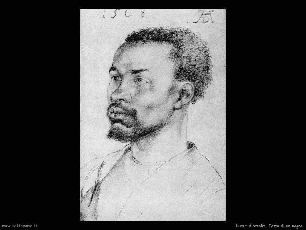 Ritratto di un negro