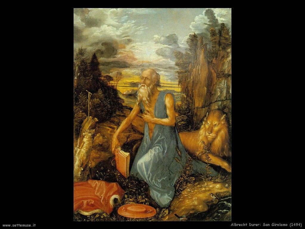 San Girolamo nel deserto (1494)
