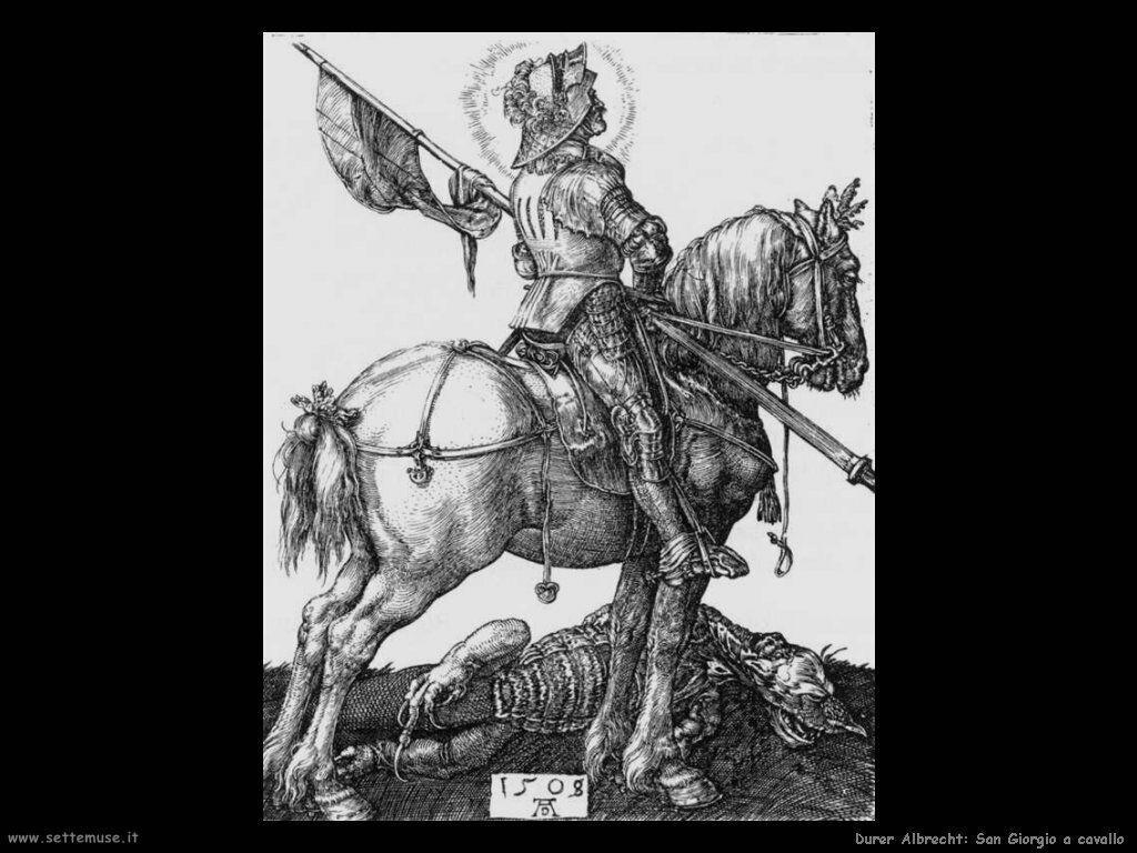 San Giorgio a cavallo