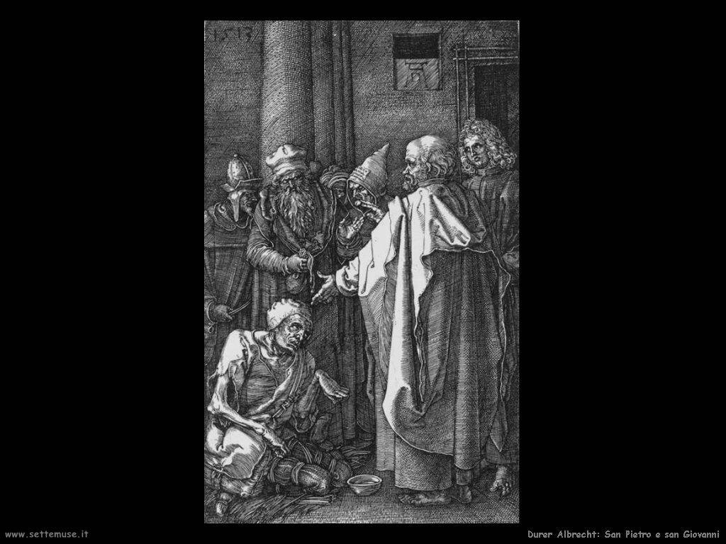 San Pietro e san Giovanni