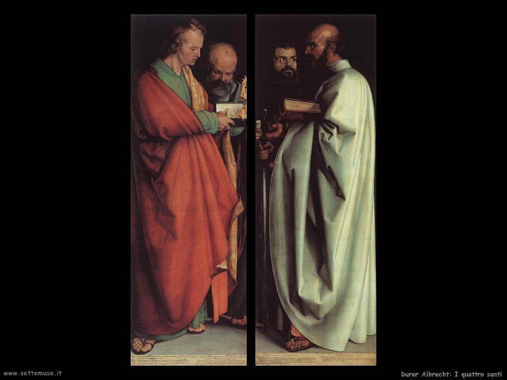 I quattro santi