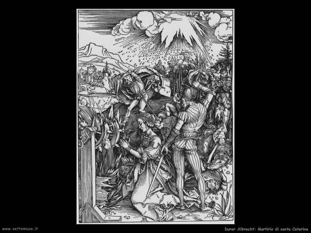 Martirio di santa Caterina