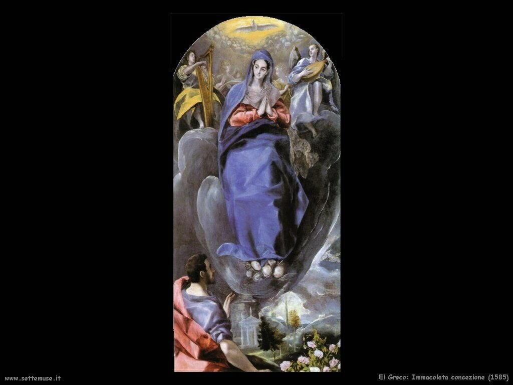 immacolata concezione 1585