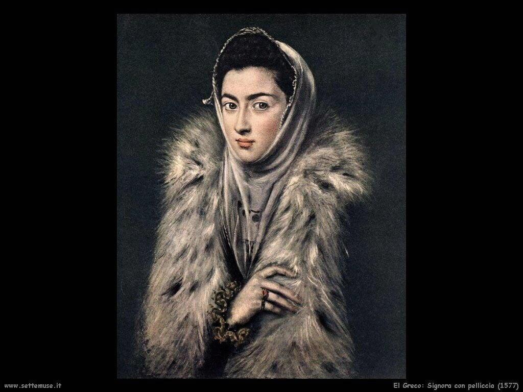 signora con pelliccia 1577
