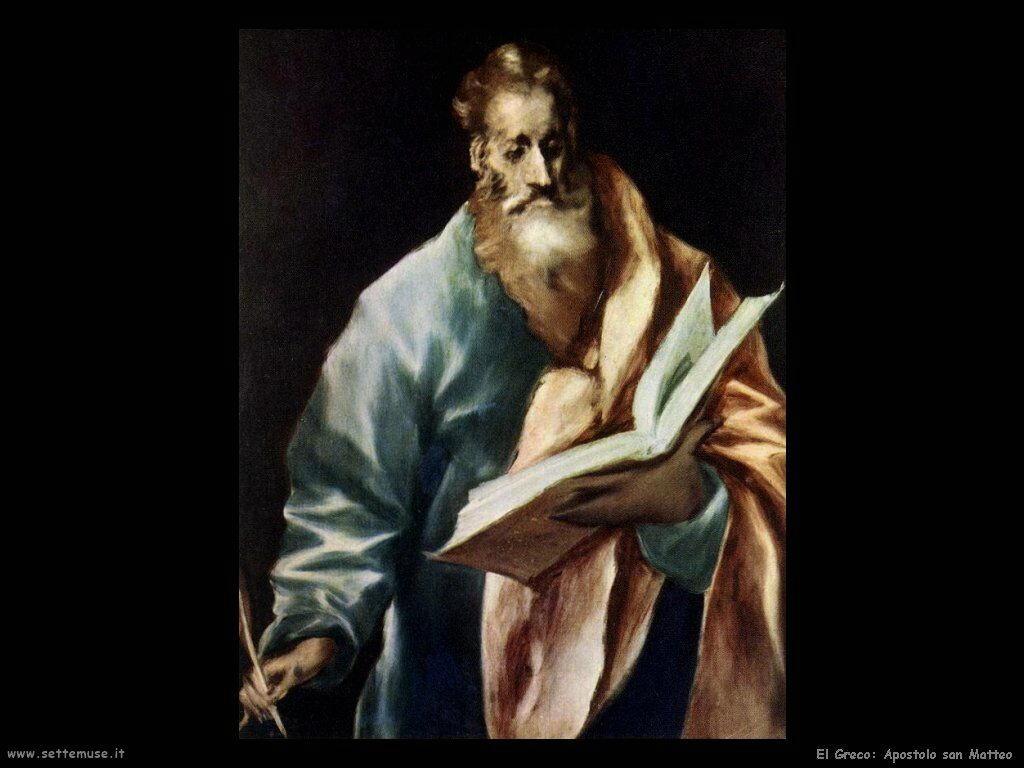 apostolo san matteo