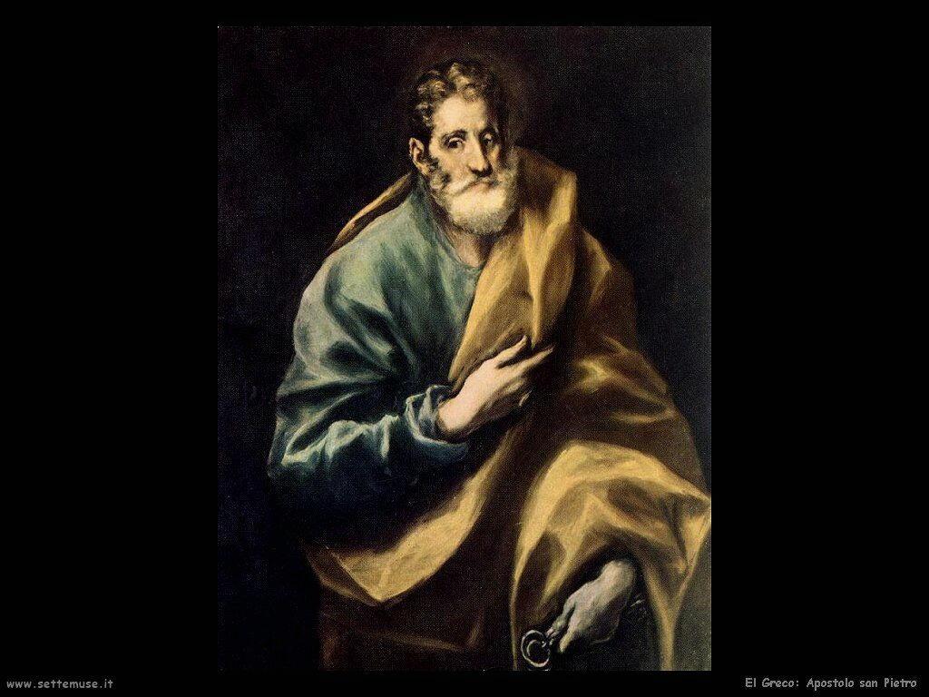 apostolo san pietro