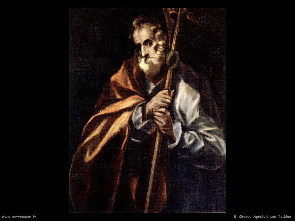 apostolo san taddeo
