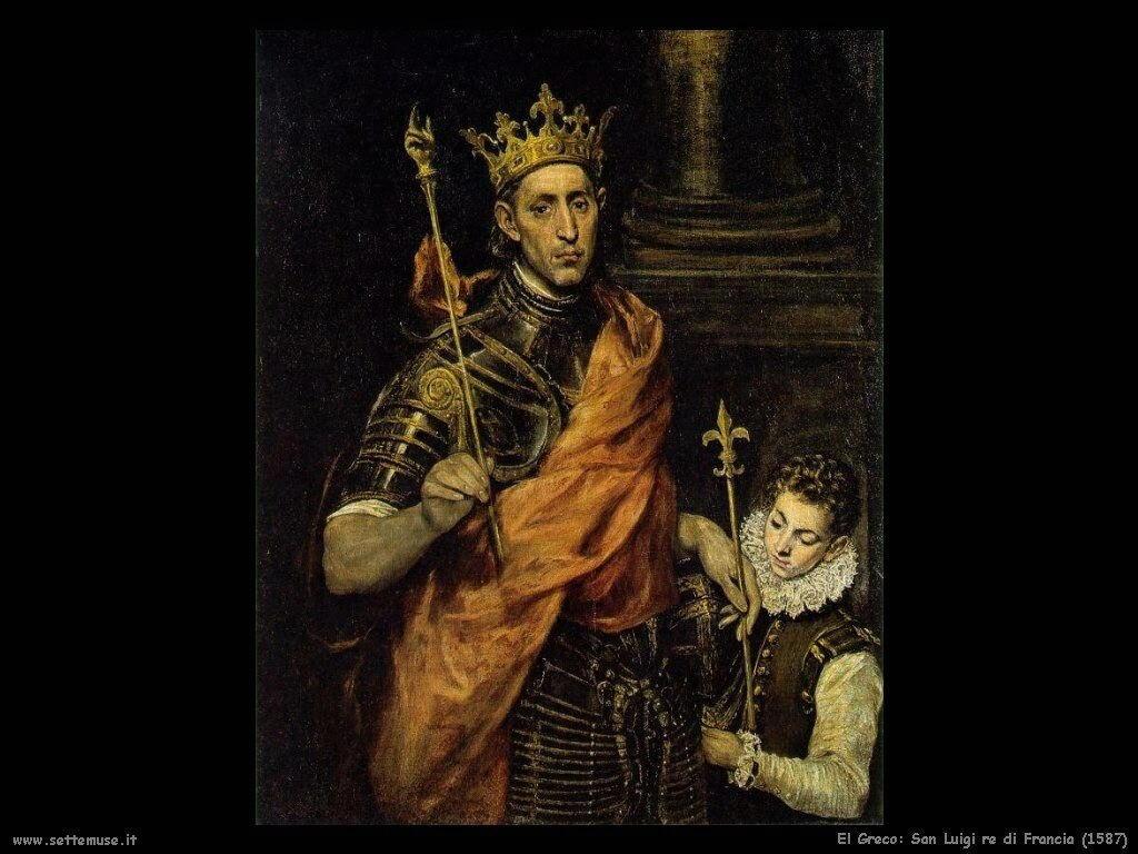 san luigi re di francia 1587