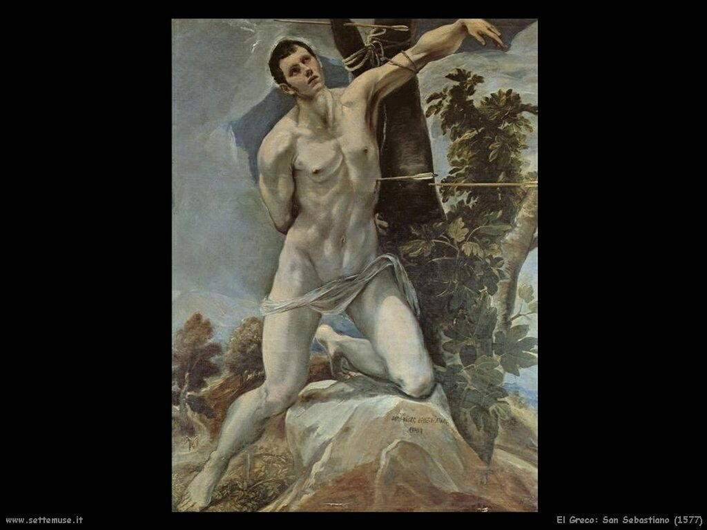 san sebastiano 1577