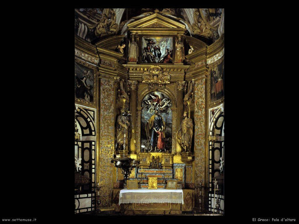 pala di altare