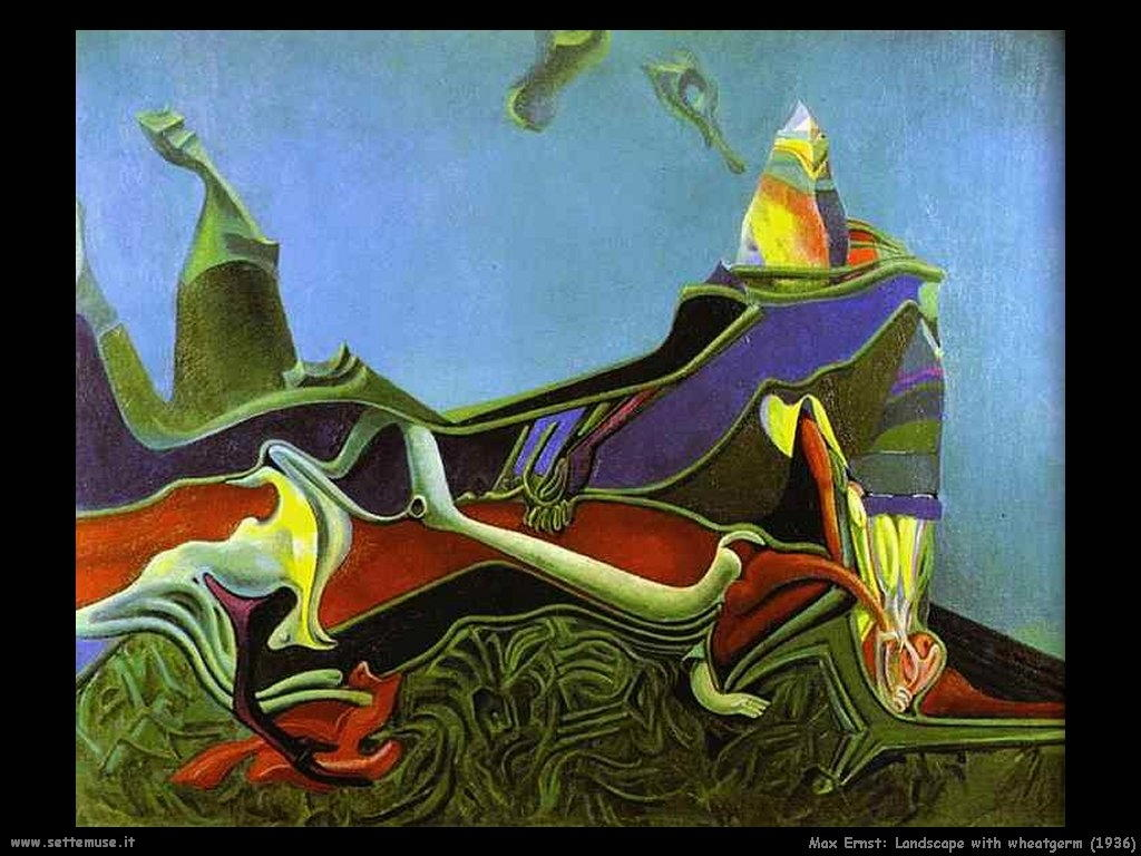 1936_max_ernst_landscape_with_wheatgerm