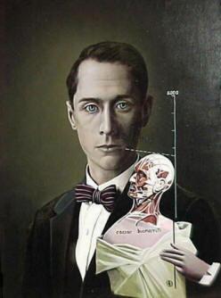 Ritratto di Max Ernst