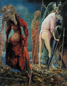 Opera di Max Ernst