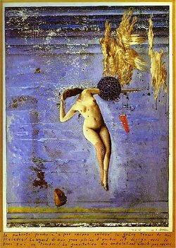 Pittura di Max Ernst