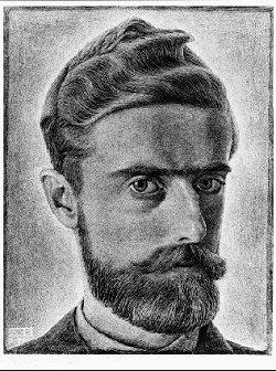 Ritratto di Maurits Escher