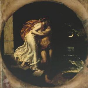 Opera di William Etty