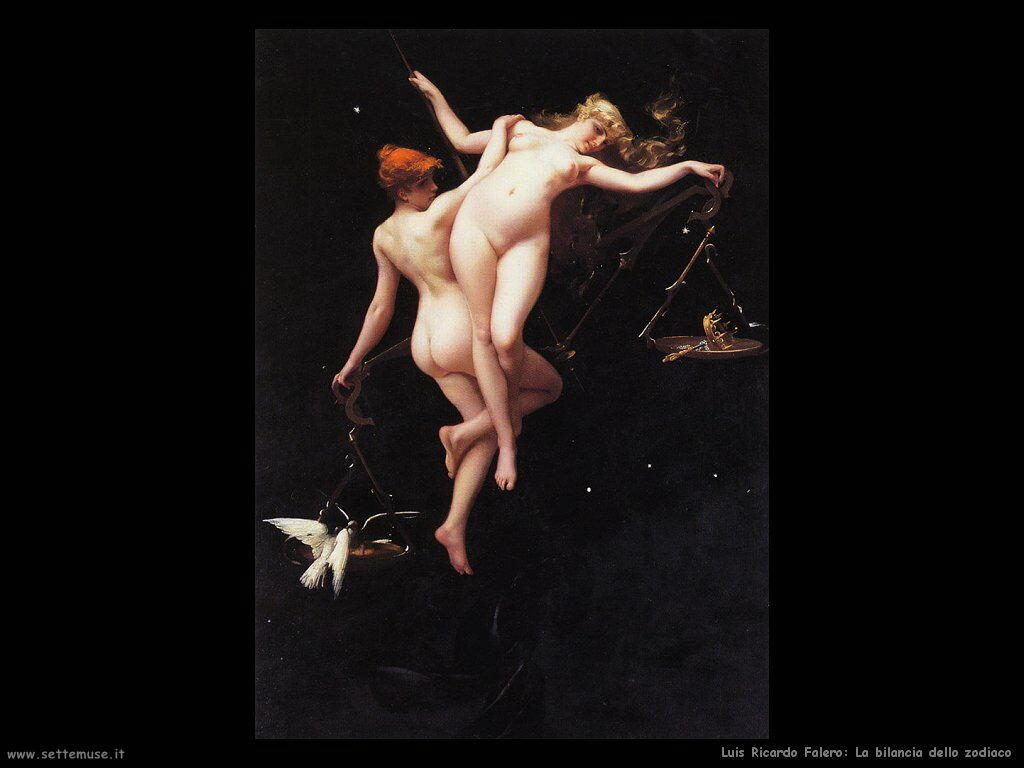 luis ricardo falero the balance of the zodiac