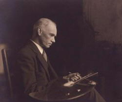 Foto di sir William Flint Russell