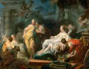 Biografia di Jean Honore Fragonard