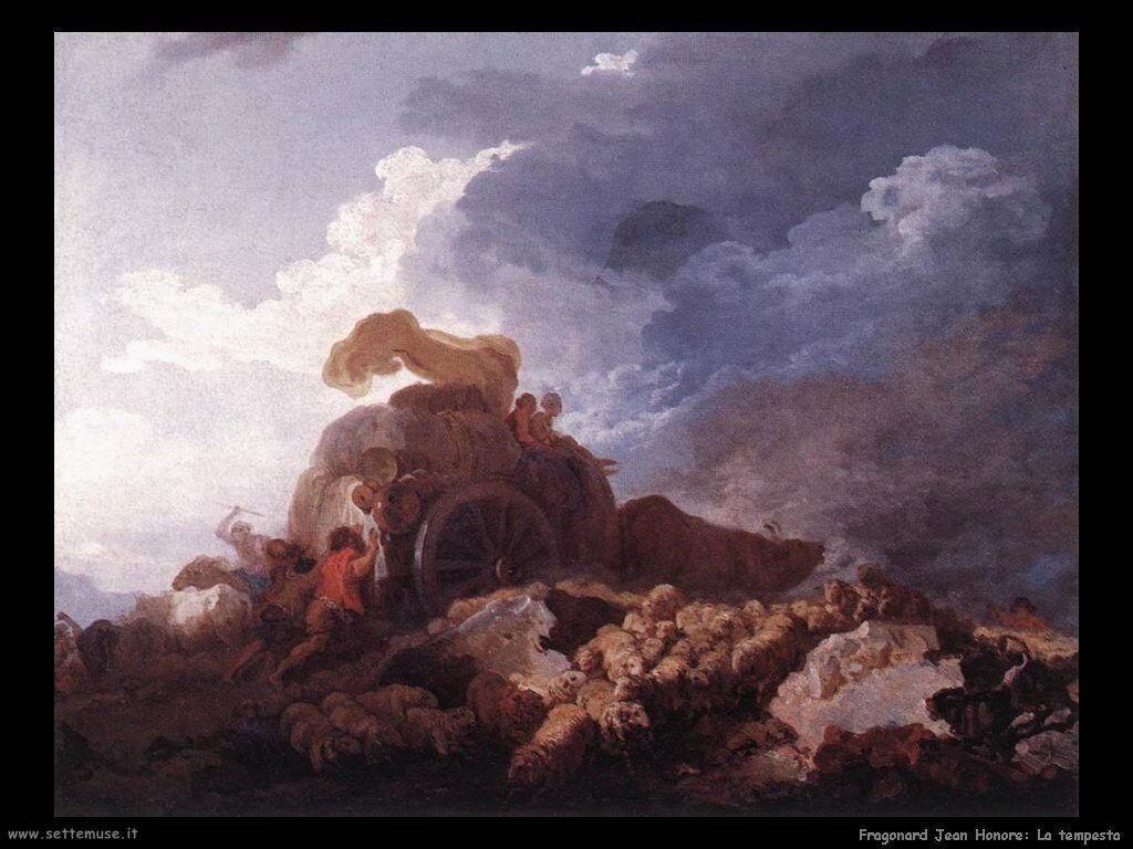 fragonard tempesta
