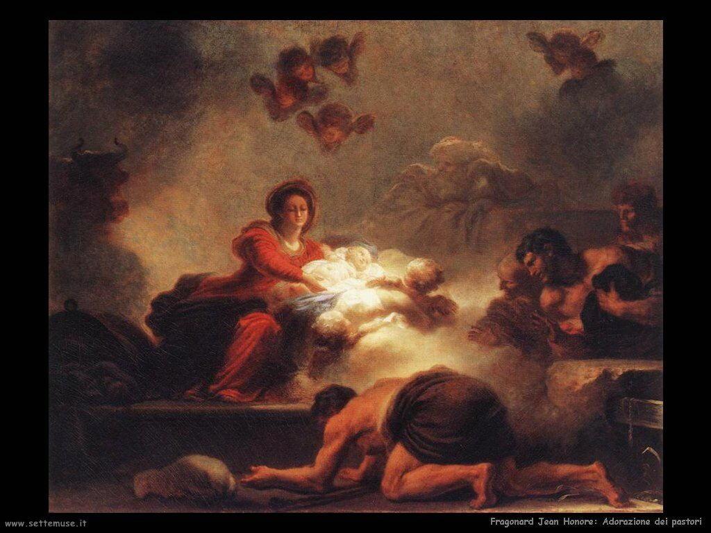 fragonard adorazione pastori