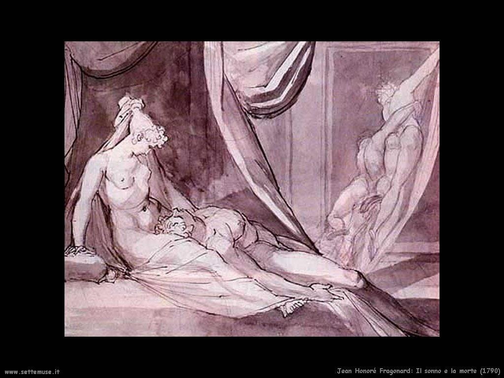 Il sonno e la morte (1790)
