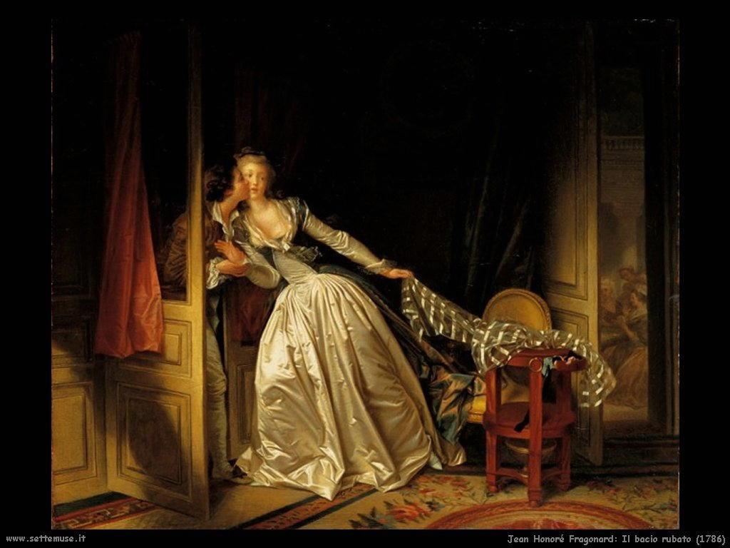Il bacio rubato (1786)