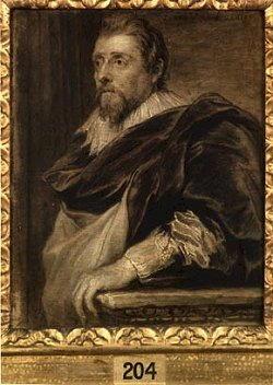 Ritratto di Frans Francken II