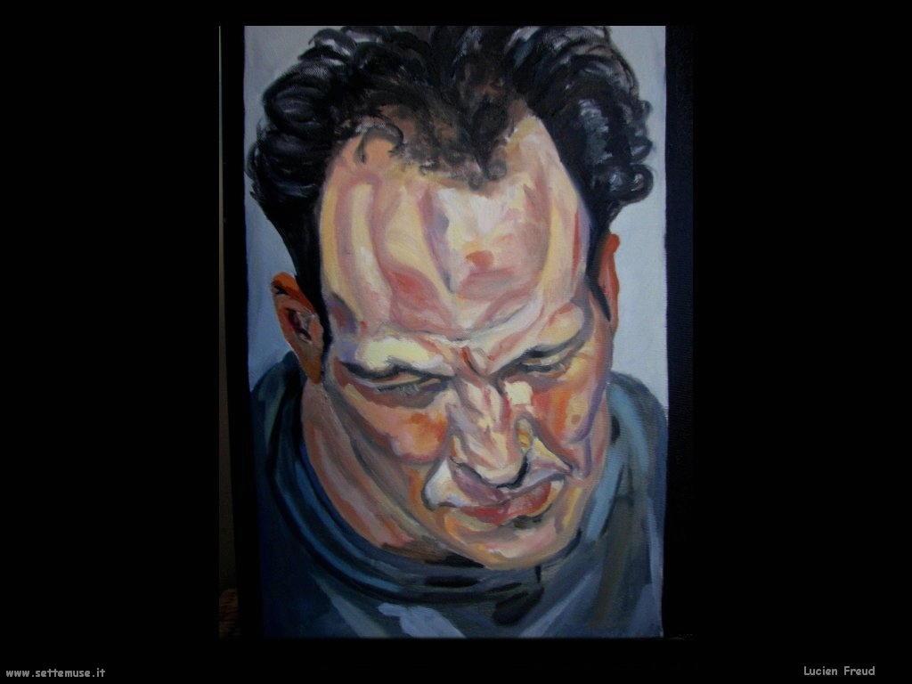 Ritratto Lucian Freud