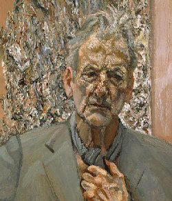 Dipinto di Lucian Freud