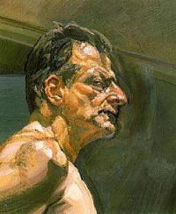 Ritratto di Lucian Freud