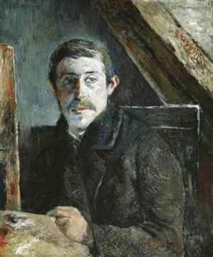 Ritratto di Paul Gauguin