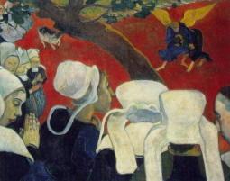 Dipinto di Paul Gauguin