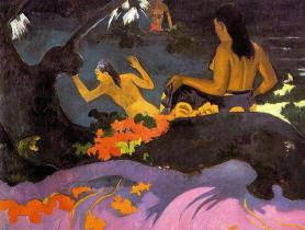 Pittura di Paul Gauguin