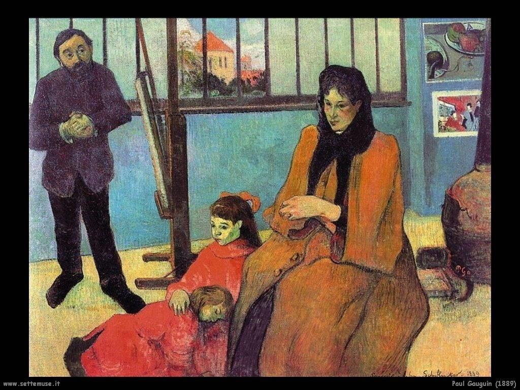 001 Paul Gauguin 001