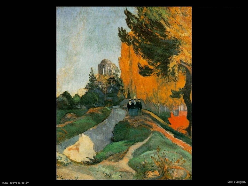 003 Paul Gauguin 003