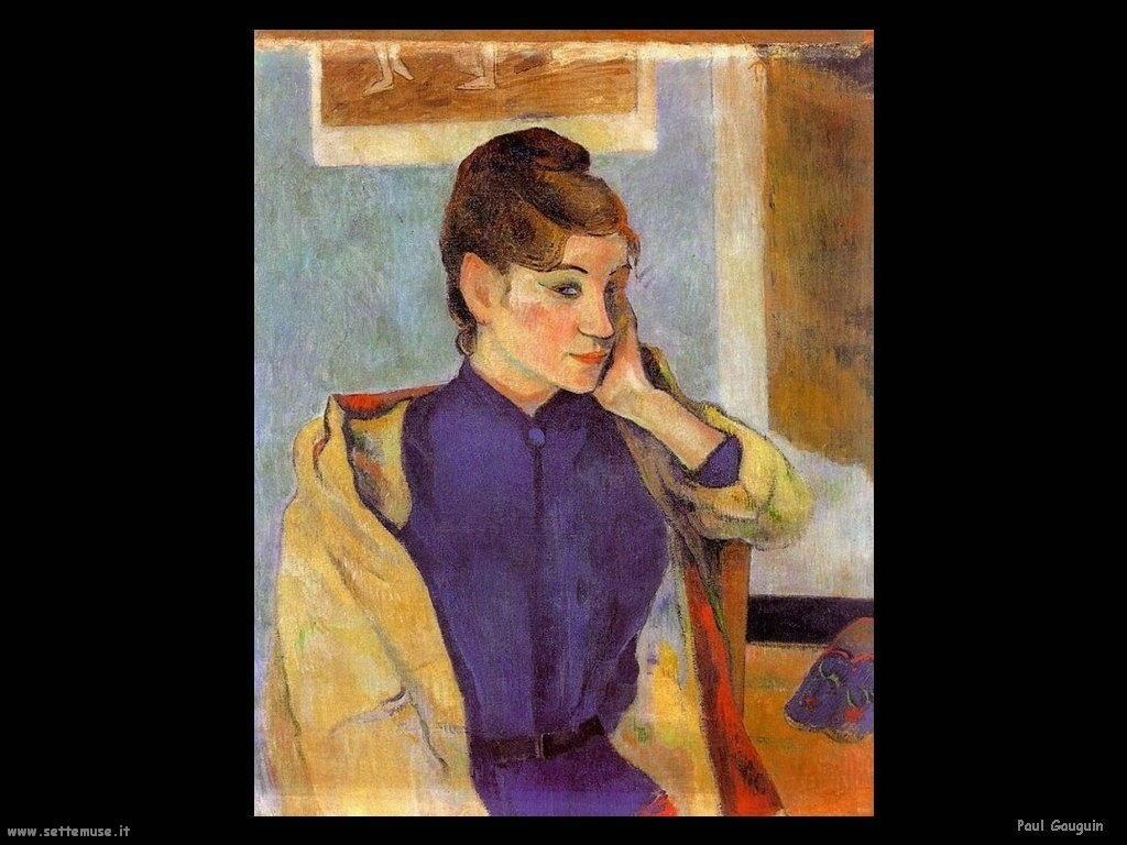 022 Paul Gauguin 022