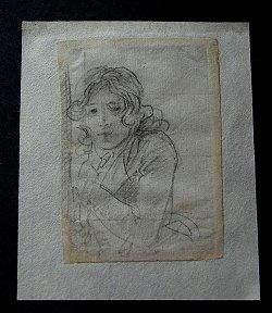 Schizzo di Francois Gérard