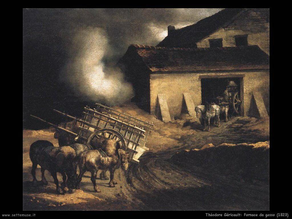 Fornace da gesso (1823)