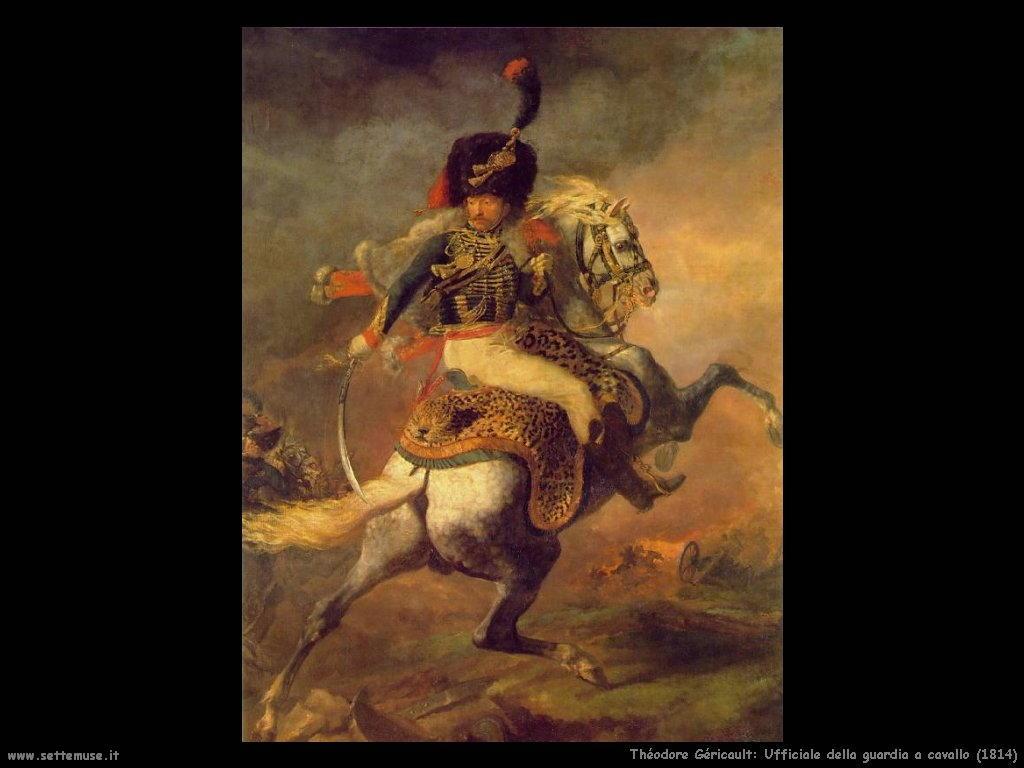 Géricault Théodore
