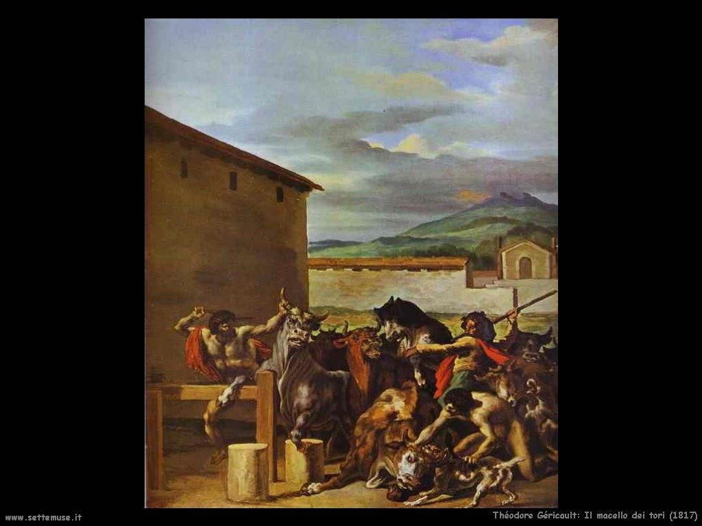 Il macello dei tori (1817)