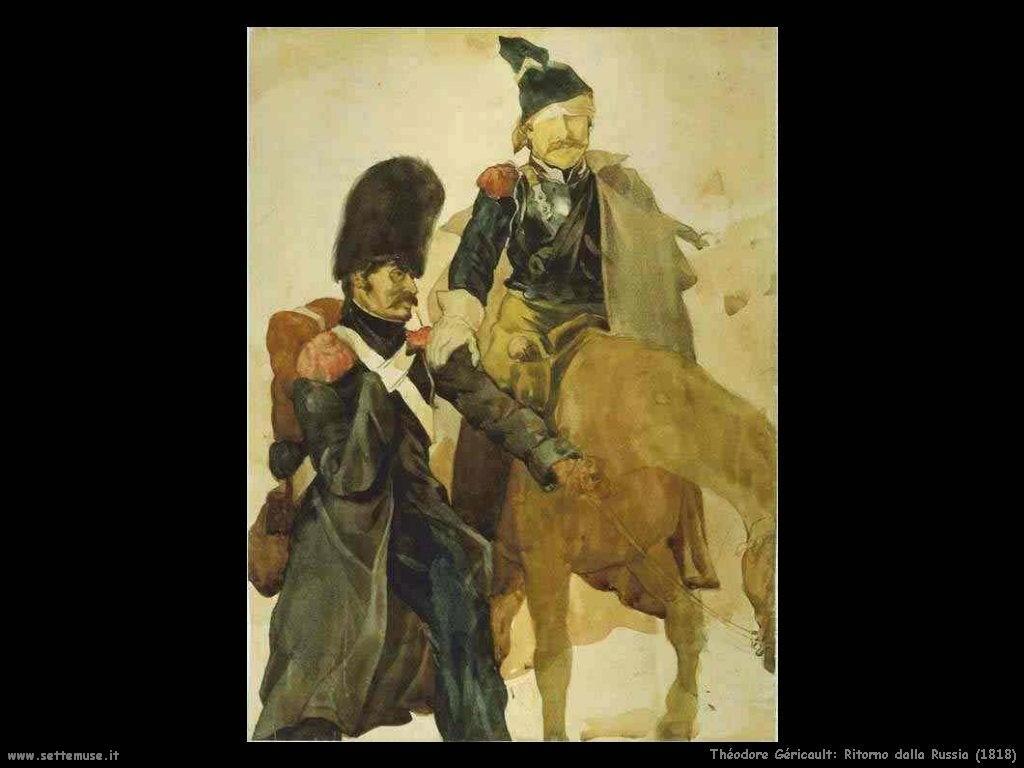 Ritorno dalla Russia (1818)