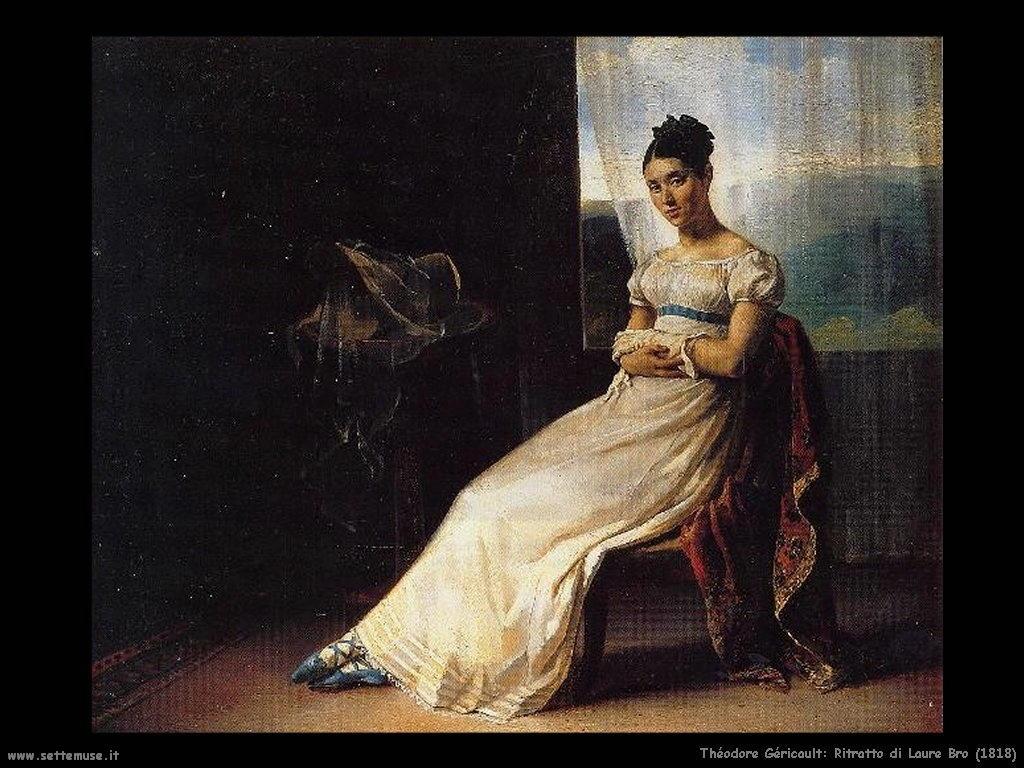 Ritratto di Laure Bro (1818)