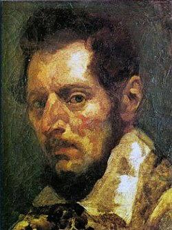 Ritratto di Theodore Gericault