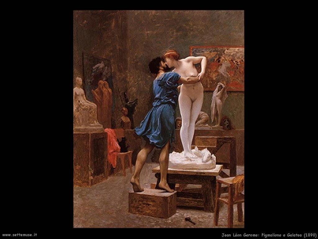 Jean_leon_gerome pigmalione_e_galatea 1890