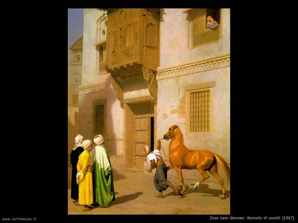 jean_leon_gerome_086_mercato_di_cavalli_1867