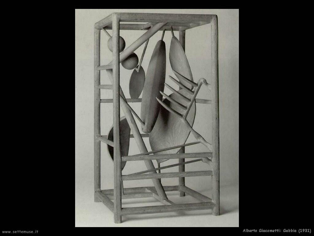 alberto_giacometti_gabbia_1931