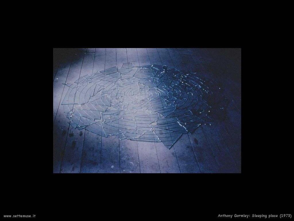 Posto letto (1973) AntonyGormley